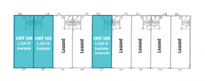 Floor Plan - Shoppes at Courthouse